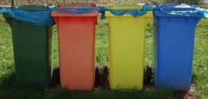contenitori raccolta differenziata